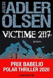 Victime 2117 : La huitième enquête du Département V   Adler-Olsen, Jussi - Auteur du texte