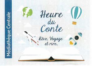 HEURE DU CONTE |